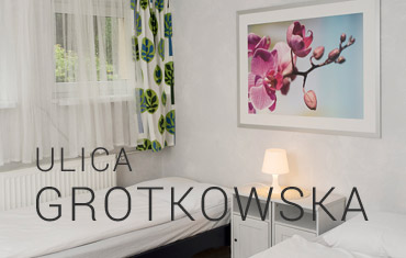 Hostel ulica Grotkowska