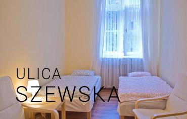 Hostel ulica Szewska